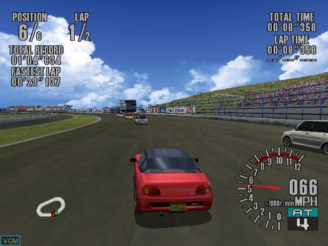Sega GT