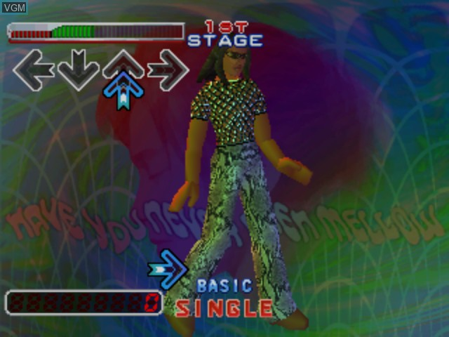 Dance Dance Revolution 2nd Mix - Dreamcast Edition