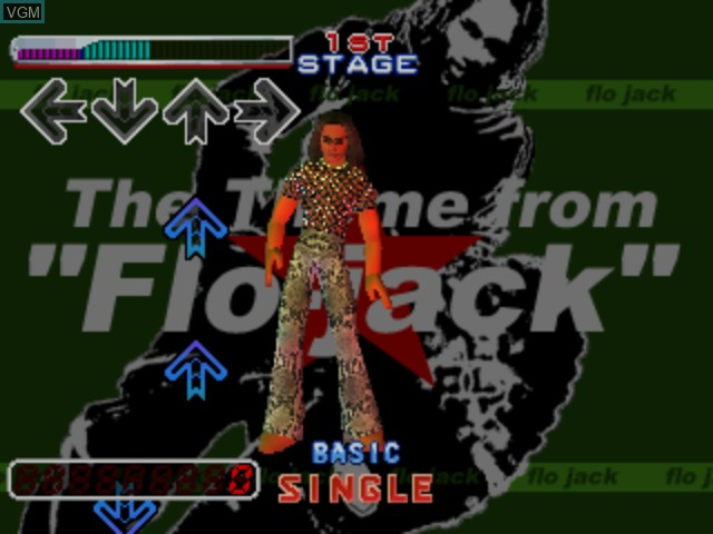 Dance Dance Revolution - Club Version - Dreamcast Edition