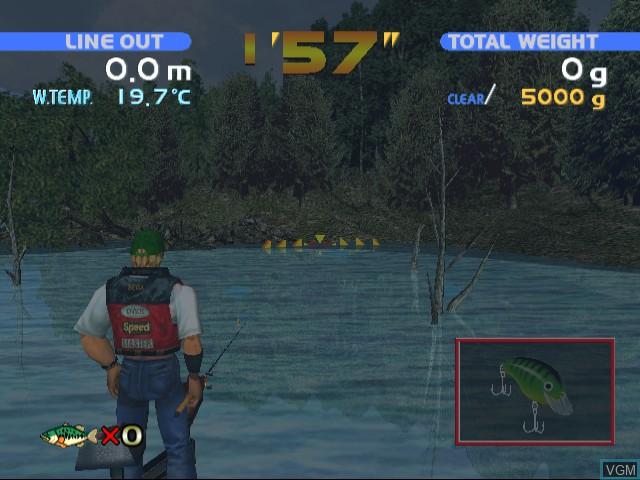 Get Bass - Sega Bass Fishing