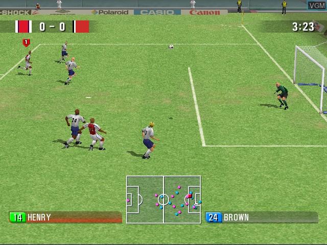 90 Minutes - Sega Championship Football