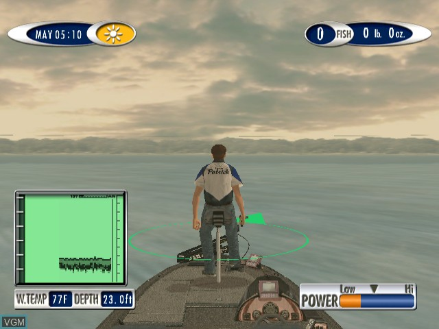 Get Bass 2 - Sega Bass Fishing