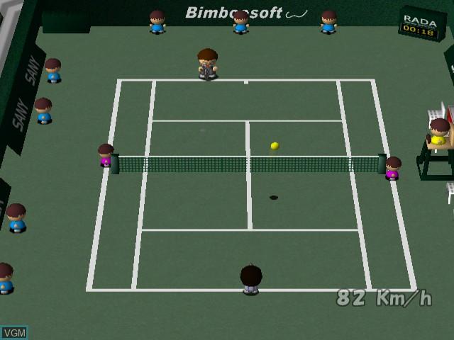 Boku no Tennis Jinsei