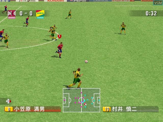 J.League Spectacle Soccer