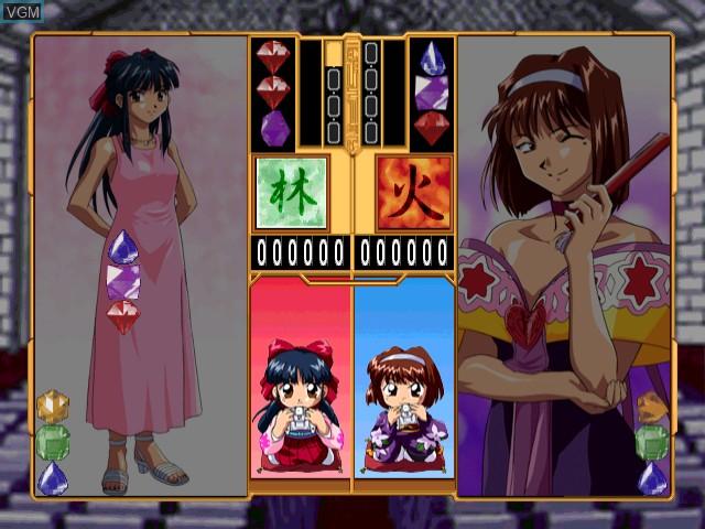 Sakura Taisen - Hanagumi Taisen Columns 2