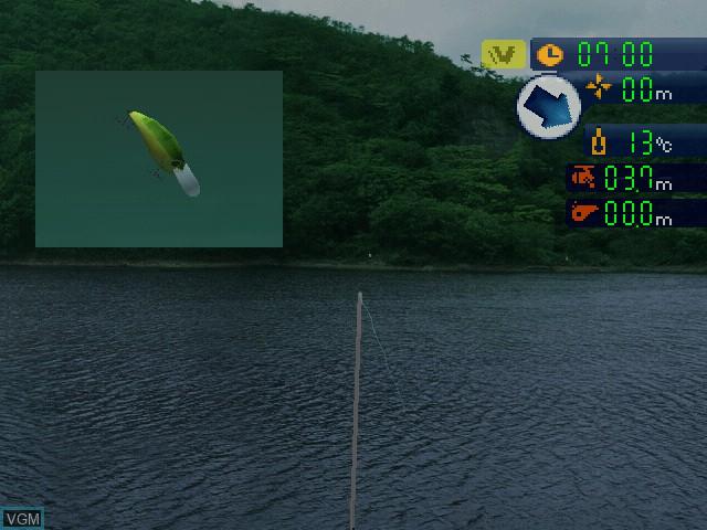 Lake Masters Pro - Dreamcast Plus!