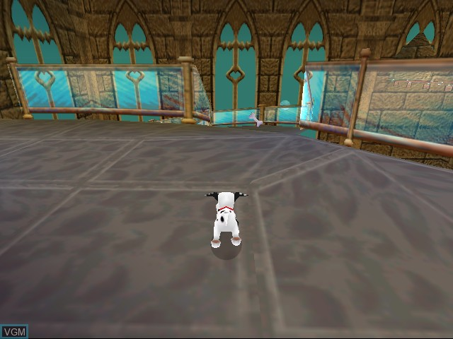 Image in-game du jeu 102 Dalmatians - Puppies to the Rescue sur Sega Dreamcast