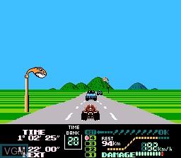 Famicom Grand Prix II - 3D Hot Rally