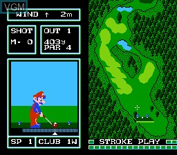Golf Japan Course - Nyuushou