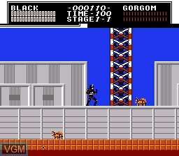 Kamen Rider Black - Taiketsu Shadow Moon