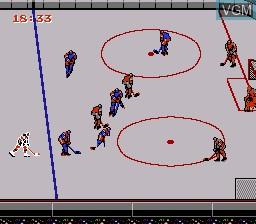 Konamic Ice Hockey