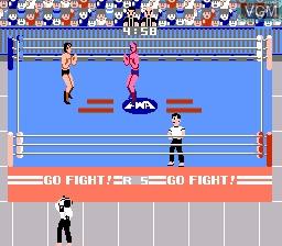 Puroresu - Famicom Wrestling Association