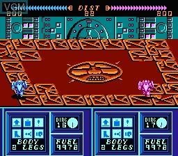 Image in-game du jeu Breeder sur Nintendo Famicom Disk