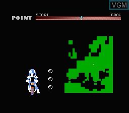 Image in-game du jeu Chitei Tairiku Orudoora sur Nintendo Famicom Disk