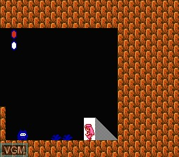 Image in-game du jeu Yume Koujou Doki Doki Panic sur Nintendo Famicom Disk