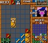 Image in-game du jeu Baku Baku Animal - Sekai Shiikugakari Senshu-ken sur Sega Game Gear