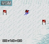 Image in-game du jeu Winter Olympics - Lillehammer '94 sur Sega Game Gear