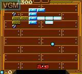 Image in-game du jeu Woody Pop sur Sega Game Gear