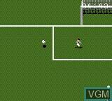 Image in-game du jeu World Cup 94 sur Sega Game Gear