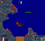 Image in-game du jeu Ariel - The Little Mermaid sur Sega Game Gear