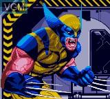 Image in-game du jeu X-Men - Gamemaster's Legacy sur Sega Game Gear