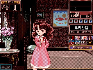 Image in-game du jeu Princess Maker 2 sur GamePark Holdings Game Park 32