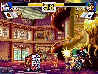 Image in-game du jeu Little Wizard sur GamePark Holdings Game Park 32