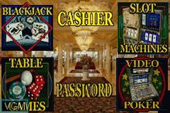 Image du menu du jeu 2-in-1 - Golden Nugget Casino & Texas Hold'em Poker sur Nintendo GameBoy Advance