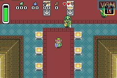 Legend of Zelda, The - A Link To The Past Four Swords
