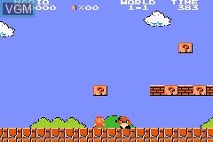 Famicom Mini 01 - Super Mario Bros.