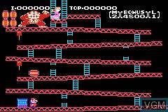 Famicom Mini - Vol. 02 - Donkey Kong