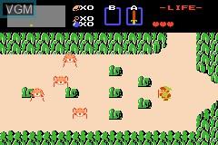 Famicom Mini 05 - Zelda no Densetsu 1 - The Hyrule Fantasy