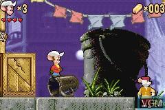 American Tail, An - Fievel's Gold Rush