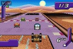 2 Games in 1 - Hot Wheels - Velocity X & Hot Wheels - World Race
