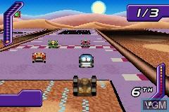 2 Games in 1 - Hot Wheels - Velocity X + Hot Wheels - World Race