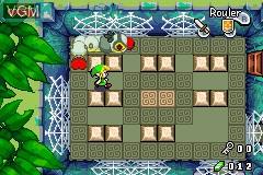 Legend of Zelda, The - The Minish Cap