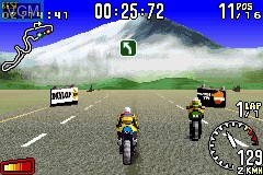Image in-game du jeu 2 Games in 1 - GT Advance 3 & Moto GP sur Nintendo GameBoy Advance