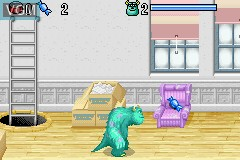 2 Games in 1 - Die Monster AG & Findet Nemo