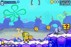2 Games in 1 - SpongeBob SquarePants - Revenge of the Flying Dutchman + SpongeBob SquarePants - SuperSponge