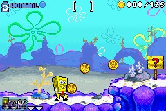 2 Games in 1 - SpongeBob SquarePants - SuperSponge & Revenge of the Flying Dutchman