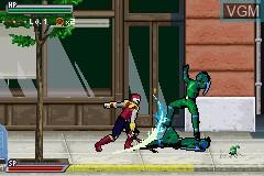 2 Games in 1 - Power Rangers - Ninja Storm & La Force du Temps
