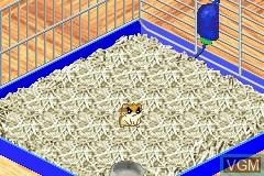 Hamster Monogatari 2 GBA