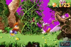 Rayman 10th Anniversary - Rayman Advance & Rayman 3
