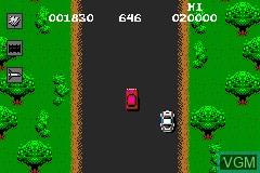 2 Games in One! - Spy Hunter + Super Sprint