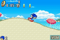 2-in-1 - Sonic Gamepack - Sonic Battle & Sonic Advance