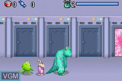 2 Games in 1 - Monsters, Inc. + Finding Nemo