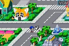 2 Games in 1 - Sonic Battle + ChuChu Rocket!