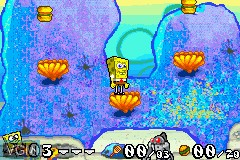 2 Games in 1 - SpongeBob SquarePants - Battle for Bikini Bottom + Nicktoons - Freeze Frame Frenzy