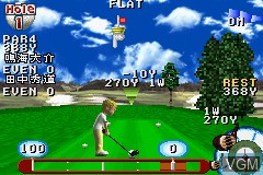 JGTO Kounin Golf Master Mobile - Japan Golf Tour Game