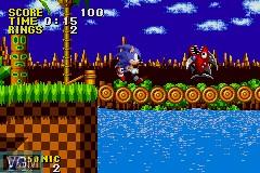Sonic The Hedgehog - Genesis